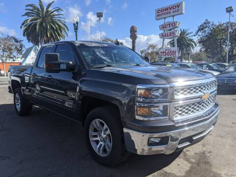 2015 Chevrolet Silverado 1500 for sale at Convoy Motors LLC in National City CA