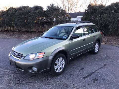 2005 Subaru Outback for sale at Elwan Motors in West Long Branch NJ
