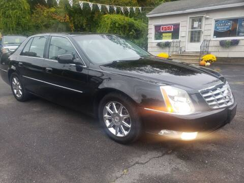 2011 Cadillac DTS for sale at A-1 Auto in Pepperell MA