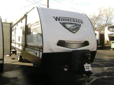 2020 Winnebago Minnie 2801BHS / 32ft for sale at Jim Clarks Consignment Country - Travel Trailers in Grants Pass OR