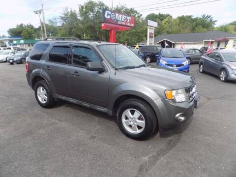2010 Ford Escape for sale at Comet Auto Sales in Manchester NH