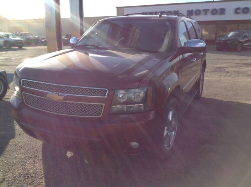 2009 Chevrolet Tahoe for sale at Melton Chevrolet in Belleville KS