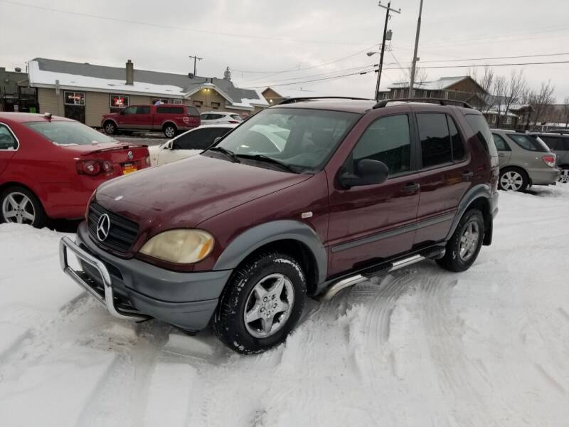 1998 Mercedes-Benz M-Class for sale at Cool Cars LLC in Spokane WA