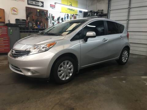 2014 Nissan Versa Note for sale at Vanns Auto Sales in Goldsboro NC