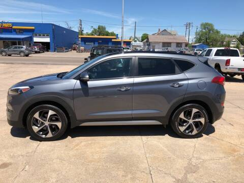 2017 Hyundai Tucson for sale at Midtown Motors in North Platte NE