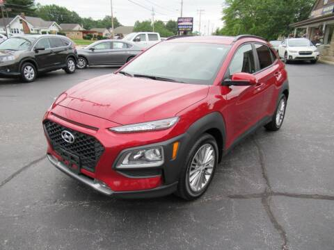 2018 Hyundai Kona for sale at Lake County Auto Sales in Painesville OH