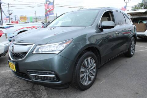 2014 Acura MDX for sale at Lodi Auto Mart in Lodi NJ