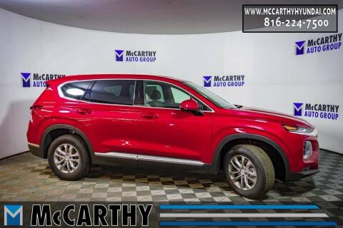 2020 Hyundai Santa Fe for sale at Mr. KC Cars - McCarthy Hyundai in Blue Springs MO