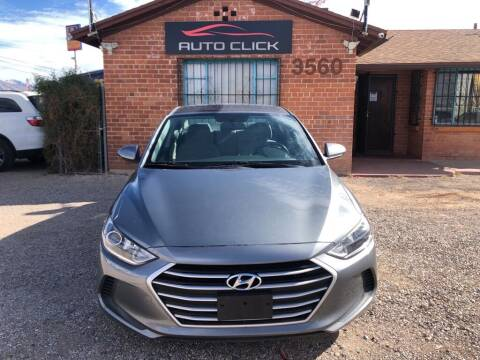 2017 Hyundai Elantra for sale at Auto Click in Tucson AZ