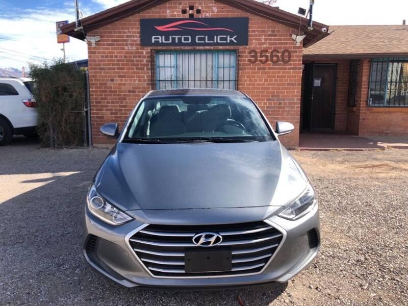 2017 Hyundai Elantra for sale at Auto Click in Tucson AZ