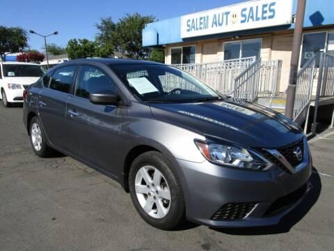 2019 Nissan Sentra for sale at Salem Auto Sales in Sacramento CA