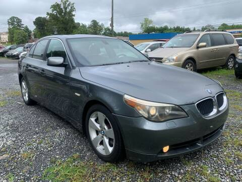 2006 BMW 5 Series for sale at ATLANTA AUTO WAY in Duluth GA