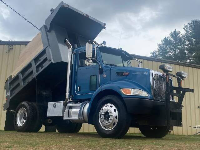 2005 Peterbilt 335 for sale at MILFORD AUTO SALES INC in Hopedale MA