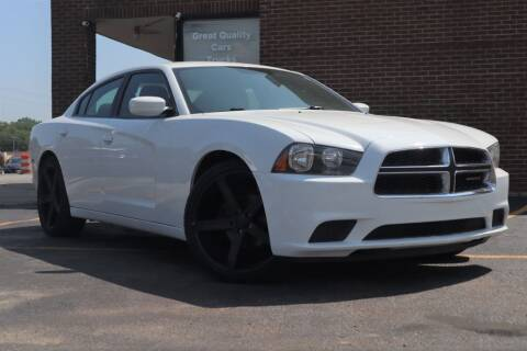 2013 Dodge Charger for sale at Hobart Auto Sales in Hobart IN