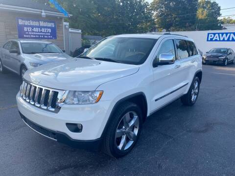 2011 Jeep Grand Cherokee for sale at Brucken Motors in Evansville IN