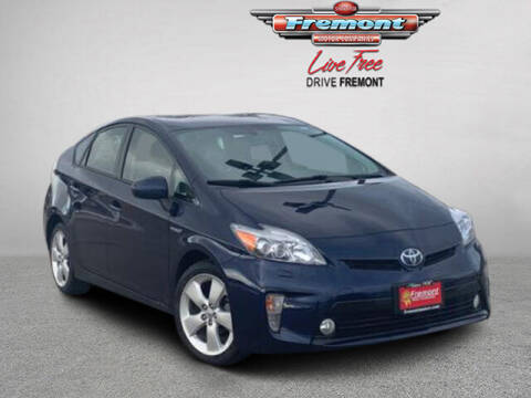 2014 Toyota Prius for sale at Rocky Mountain Commercial Trucks in Casper WY
