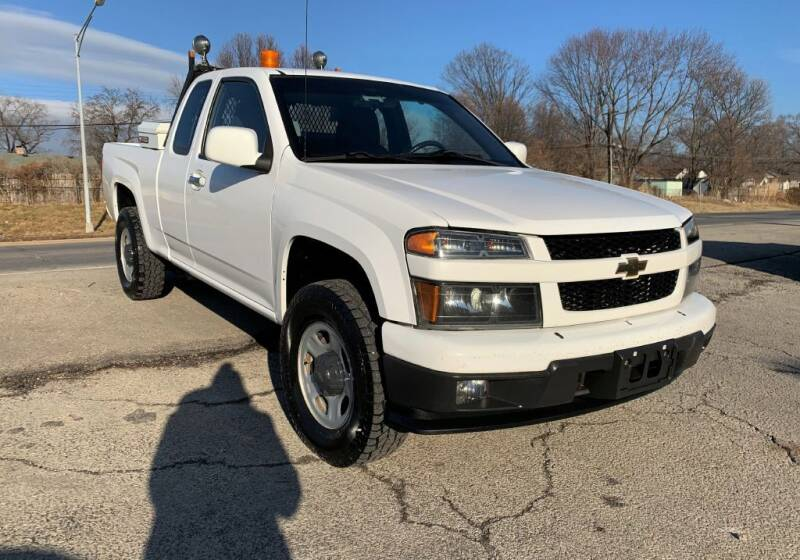 2012 Chevrolet Colorado for sale at InstaCar LLC in Independence MO