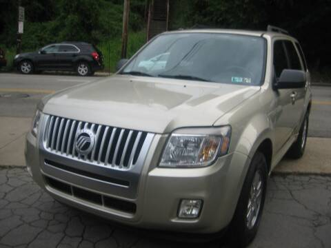 2011 Mercury Mariner for sale at B. Fields Motors, INC in Pittsburgh PA