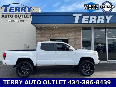 2019 Toyota Tacoma for sale at Terry Auto Outlet in Lynchburg VA