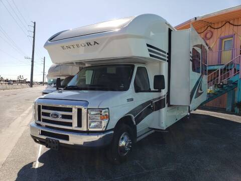 2018 Entegra Odyssey 26D for sale at Bates RV in Venice FL