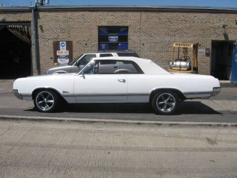 1965 Oldsmobile Cutlass for sale at Classic Car Deals in Cadillac MI
