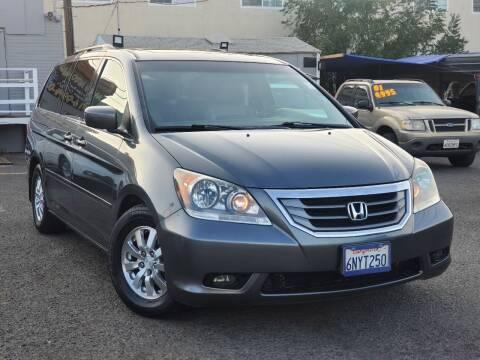2010 Honda Odyssey for sale at AMW Auto Sales in Sacramento CA