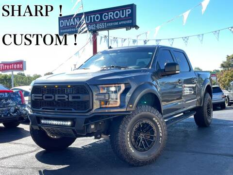 2019 Ford F-150 for sale at Divan Auto Group in Feasterville Trevose PA