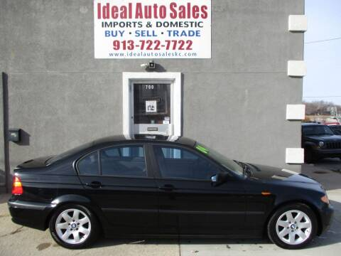 2004 BMW 3 Series for sale at Ideal Auto in Kansas City KS
