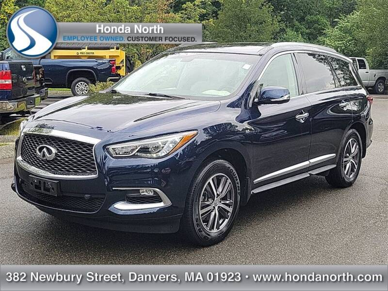 2016 Infiniti QX60 for sale at 1 North Preowned in Danvers MA