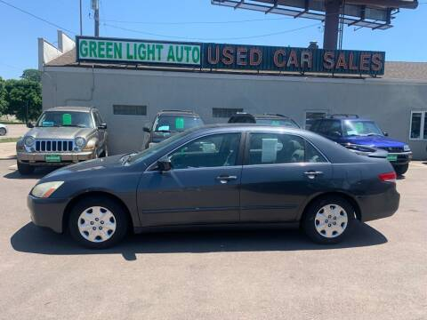 2003 Honda Accord for sale at Green Light Auto in Sioux Falls SD