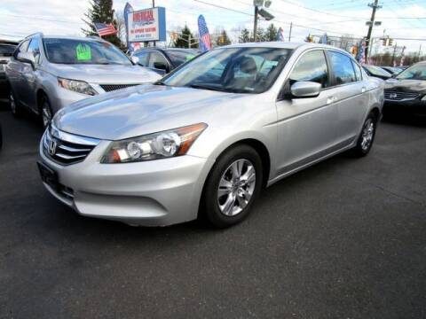 2012 Honda Accord for sale at American Auto Group Now in Maple Shade NJ