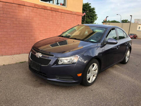 2014 Chevrolet Cruze for sale at Nice Cars Auto Inc in Minneapolis MN