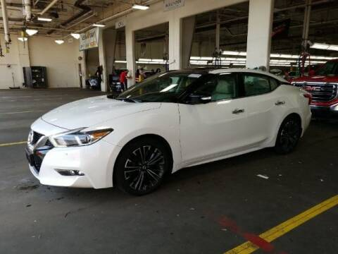 2016 Nissan Maxima for sale at Adams Auto Group Inc. in Charlotte NC