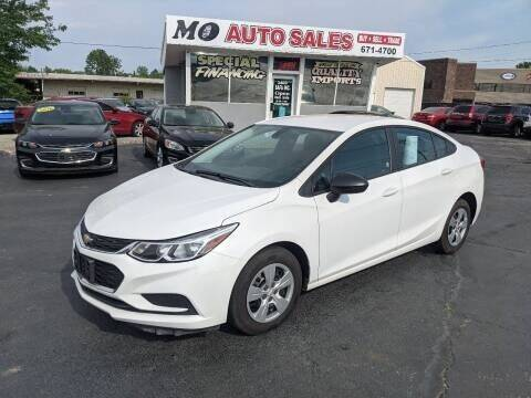2018 Chevrolet Cruze for sale in Fairfield, OH