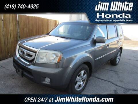 2011 Honda Pilot for sale at The Credit Miracle Network Team at Jim White Honda in Maumee OH