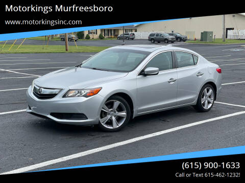 2014 Acura ILX for sale at Motorkings Murfreesboro in Murfreesboro TN