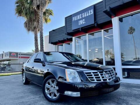 2006 Cadillac DTS for sale at Prime Sales in Huntington Beach CA