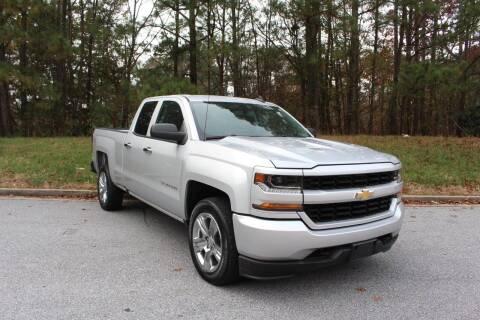 2016 Chevrolet Silverado 1500 for sale at El Patron Trucks in Norcross GA
