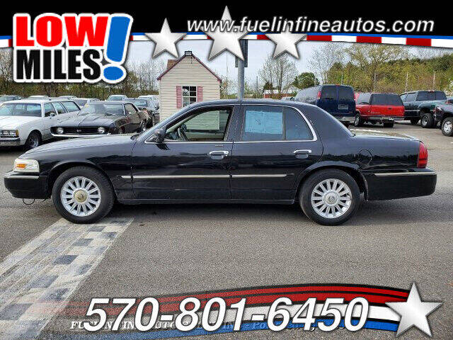 2008 Mercury Grand Marquis for sale in Saylorsburg, PA