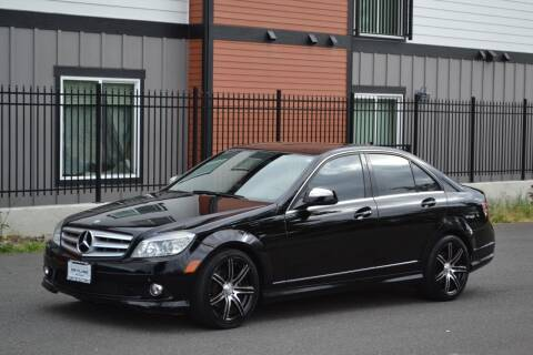 2008 Mercedes-Benz C-Class for sale at Skyline Motors Auto Sales in Tacoma WA