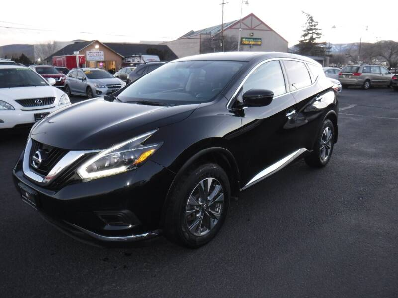 2018 Nissan Murano for sale at Budget Auto Sales in Carson City NV