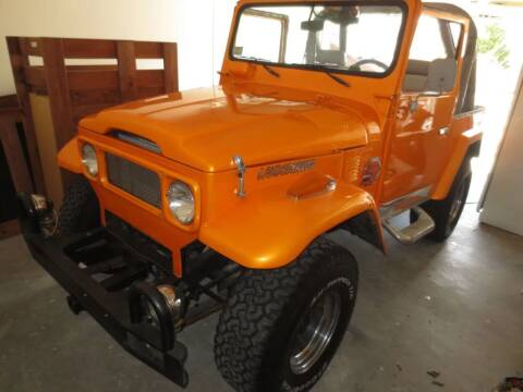 1982 Toyota Land Cruiser for sale at Z Motors in Chattanooga TN