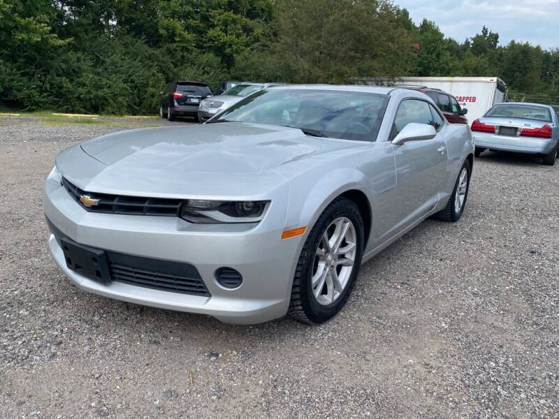 2015 Chevrolet Camaro for sale at Complete Auto Credit in Moyock NC