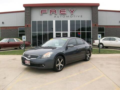 2007 Nissan Altima for sale at Frey Automotive in Muskego WI
