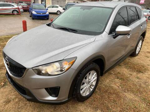 2013 Mazda CX-5 for sale at Texas Select Autos LLC in Mckinney TX