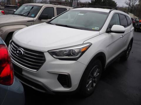 2018 Hyundai Santa Fe for sale at Buhler and Bitter Chrysler Jeep in Hazlet NJ