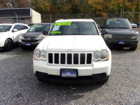 2008 Jeep Grand Cherokee for sale at Balic Autos Inc in Lanham MD