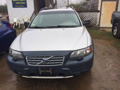 2002 Volvo XC for sale at Classic Heaven Used Cars & Service in Brimfield MA