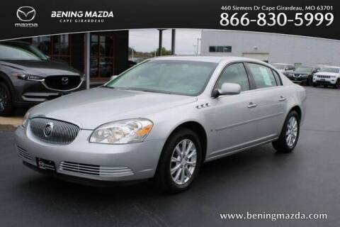 2009 Buick Lucerne for sale at Bening Mazda in Cape Girardeau MO