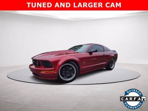2005 Ford Mustang for sale at Carma Auto Group in Duluth GA